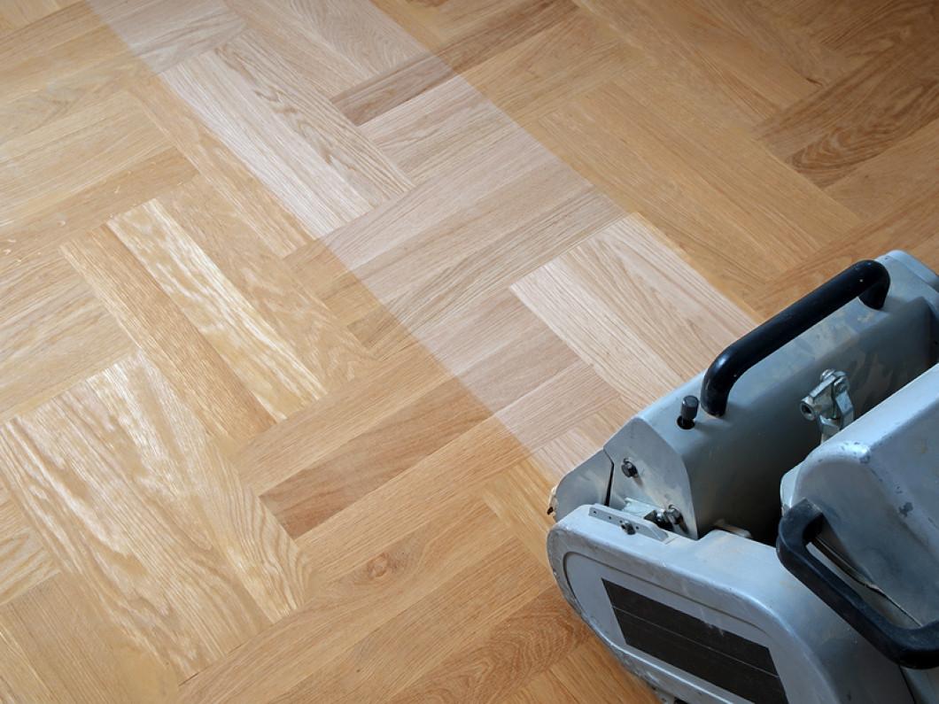 Hardwood Floor Resurfacing Isle Of